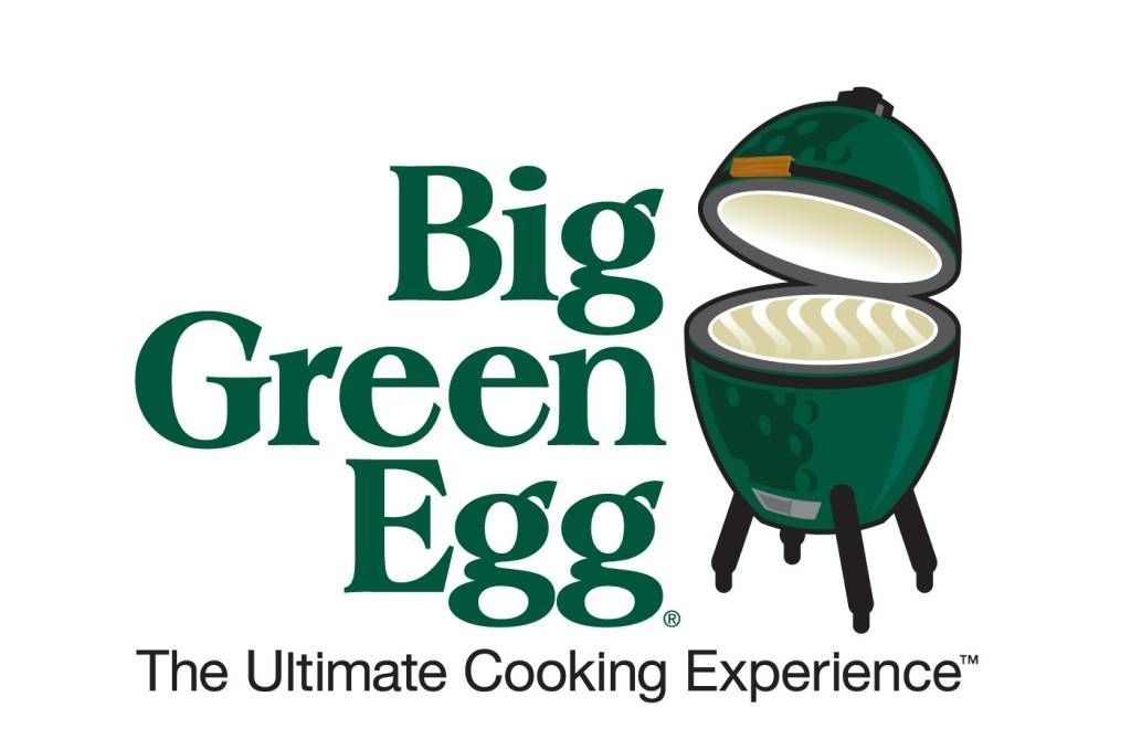 Das Big Green Egg bei Kamin Deckers
